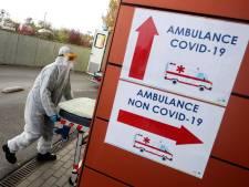 Avec 5.924 patients hospitalisés, la Belgique dépasse le pic d'avril