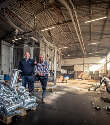 Halve eeuw dompelen in heet bad bij Verzinkerij West-Brabant