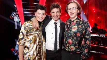 Dit zijn de vier finalisten van 'The Voice Van Vlaanderen'