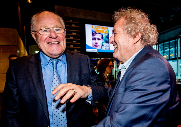 Israel met Wim Jansen.