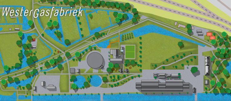 Beeld westergasfabriek.nl Beeld