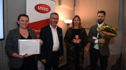 UNIZO bekroont IPARC in Leuven