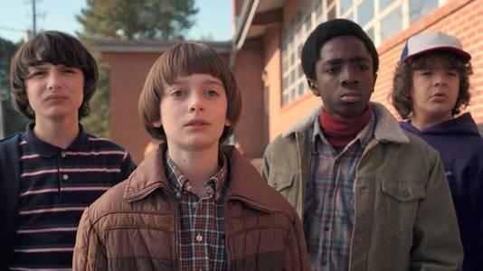 Het populaire Stranger Things is één van de series die wordt opgenomen in Georgia