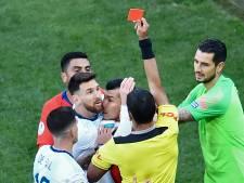 Messi slechts één duel geschorst na corruptie-uitspraak