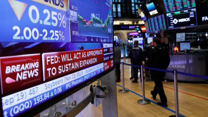 Amerikaanse centrale bank verlaagt rente voor het eerst in tien jaar