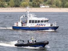 Lichaam gevonden in de Waal bij Nijmegen