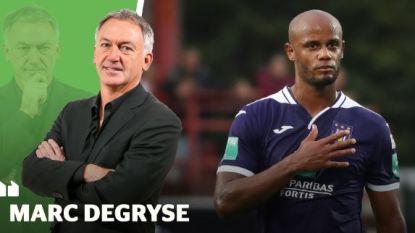 """""""De trainer Kompany moet de speler Kompany op zijn plaats zetten"""": Marc Degryse vindt dat er grenzen zijn aan alles"""