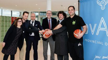 """Borgerhoutse club Gembo lanceert eigen basketbalacademie: """"Sporten en studeren gaan hand in hand"""""""