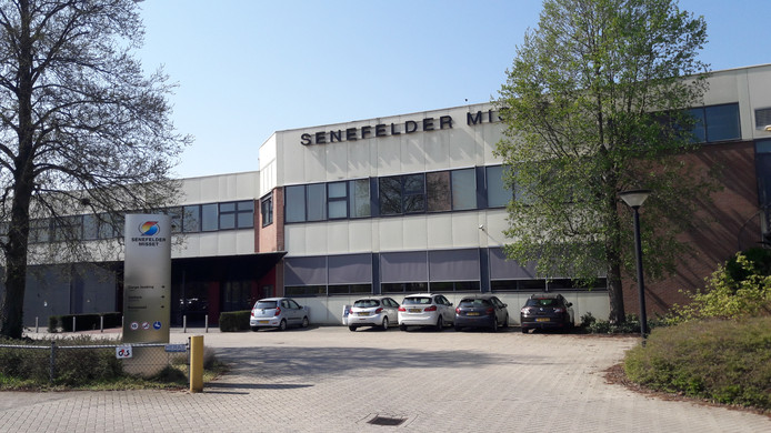 Senefelder Misset in Doetinchem.