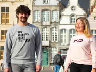 """Broer en zus lanceren kledingmerk Twee Duizend Acht Honderd: """"Voor wie fier is op Mechelen"""""""