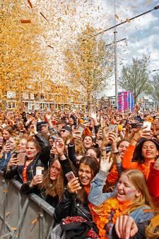 Dancetour voorbereid op regenachtige Koningsdag: 'Het is hopen dat het meevalt'