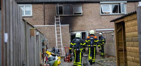 Woningbrand in Roosendaal onder controle
