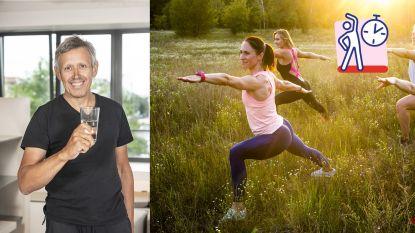 """""""Gebruik je vakantie om nieuwe bewegingsvormen te ontdekken"""": Lieven Maesschalck geeft je de beste oefeningen om in de natuur te doen"""