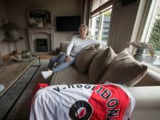 Terugval in herstel Feyenoord-materiaalman Carlo de Leeuw uit Dommelen