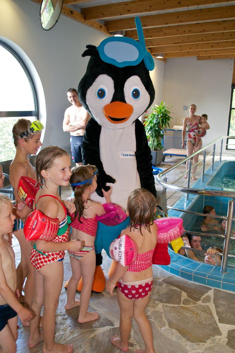 Pongo verovert meteen de harten van de kinderen.