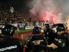Hoezo corona? Partizan wint derby met Rode Ster in volgepakt stadion