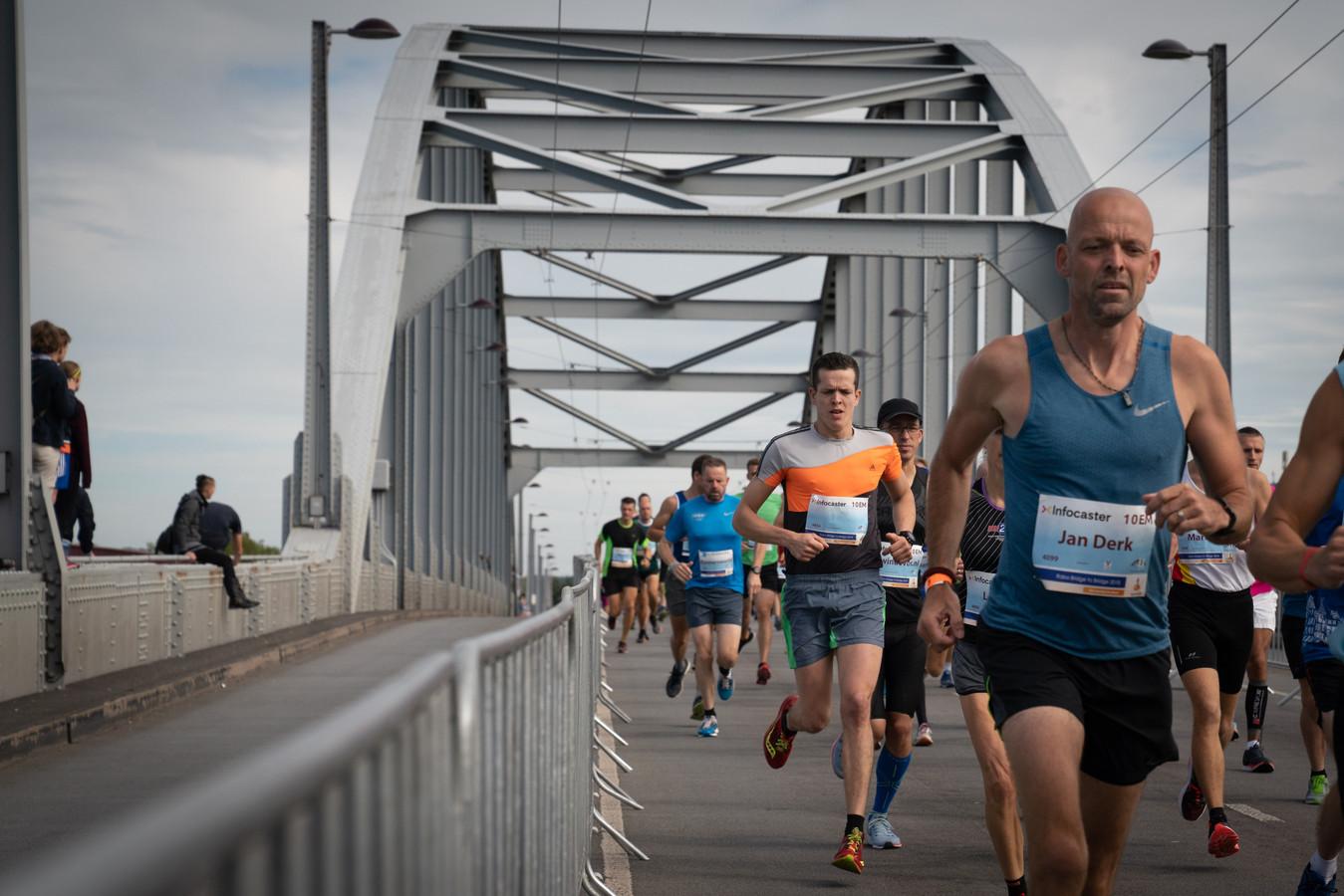 Beeld van de Bridge to Bridge-loop.