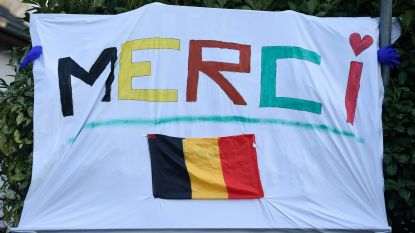 Handel zegt 'merci' aan alle Belgen die lokaal kopen tijdens coronacrisis