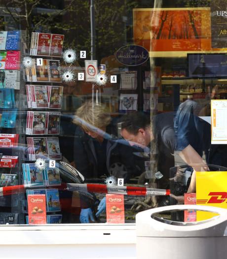 Tabakszaak op Zuid vroeg in de ochtend beschoten