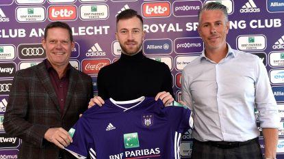 Deal is rond: 'beste speler van Oostenrijk' naar Anderlecht