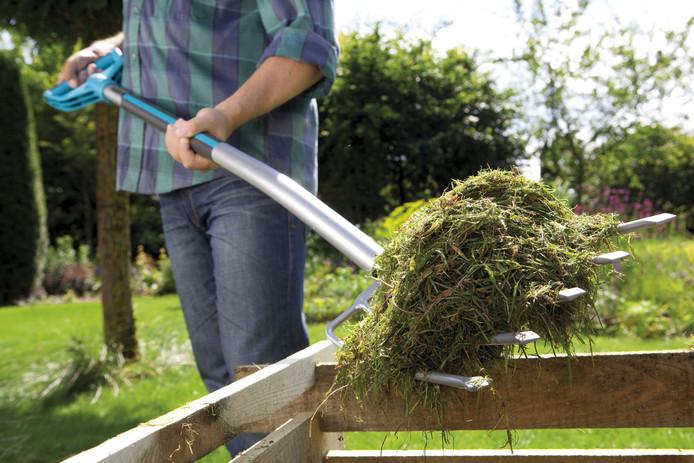 Onze tuinexperte legt uit wat er komt kijken bij composteren.