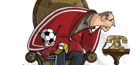 Werkloze voetbaltrainers in de regio zitten met plezier thuis