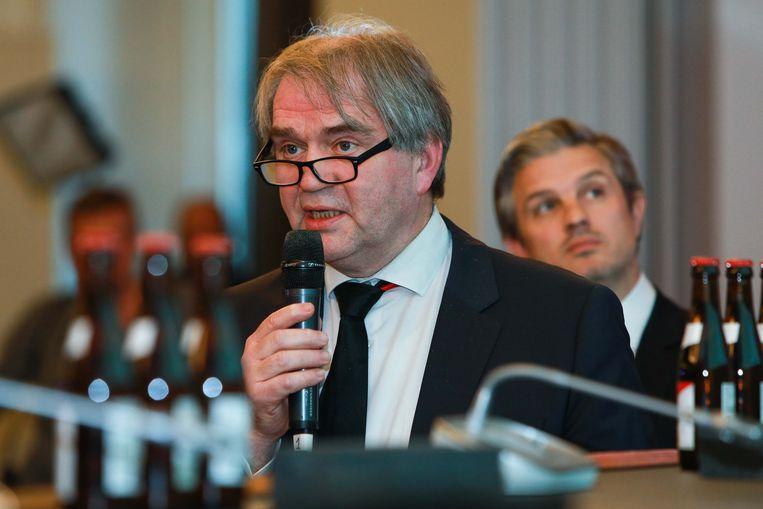 Pro League CEO Pierre Francois.