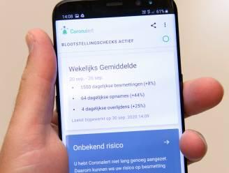 'Coronalert' doet het niet op smartphone ouder dan 5 jaar