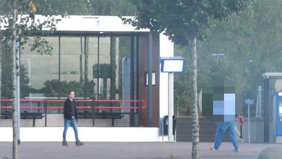 YouTuber Sven van der Meulen ontmaskert pedo met verborgen camera: ruildeal op beeld.
