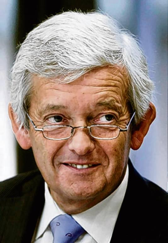 Voormalig Defensie-minister Eimert van Middelkoop