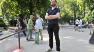 911 inwoners paraderen mee in kunstproject op Linkeroever