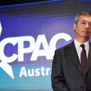 Brexit Party-leider Farage schoffeert Brits koningshuis: 'Charlie Boy en het klimaat, oh dear'