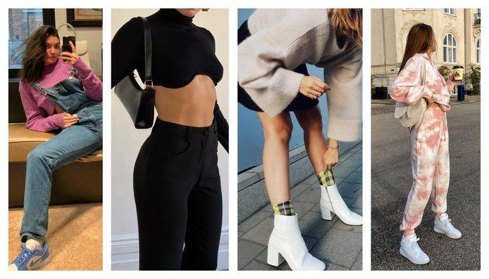 Deze lelijke modetrends zullen we in 2021 overal zien.