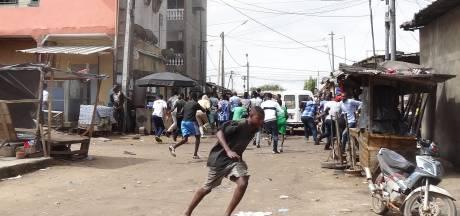 """Présidentielle en Côte d'Ivoire: un """"mort"""" et des """"blessés graves"""" lors des manifestions"""