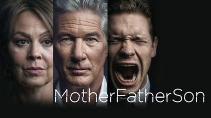 """La série """"MotherFatherSon"""" sera diffusée dès le 4 septembre prochain dans """"Series Corner""""."""