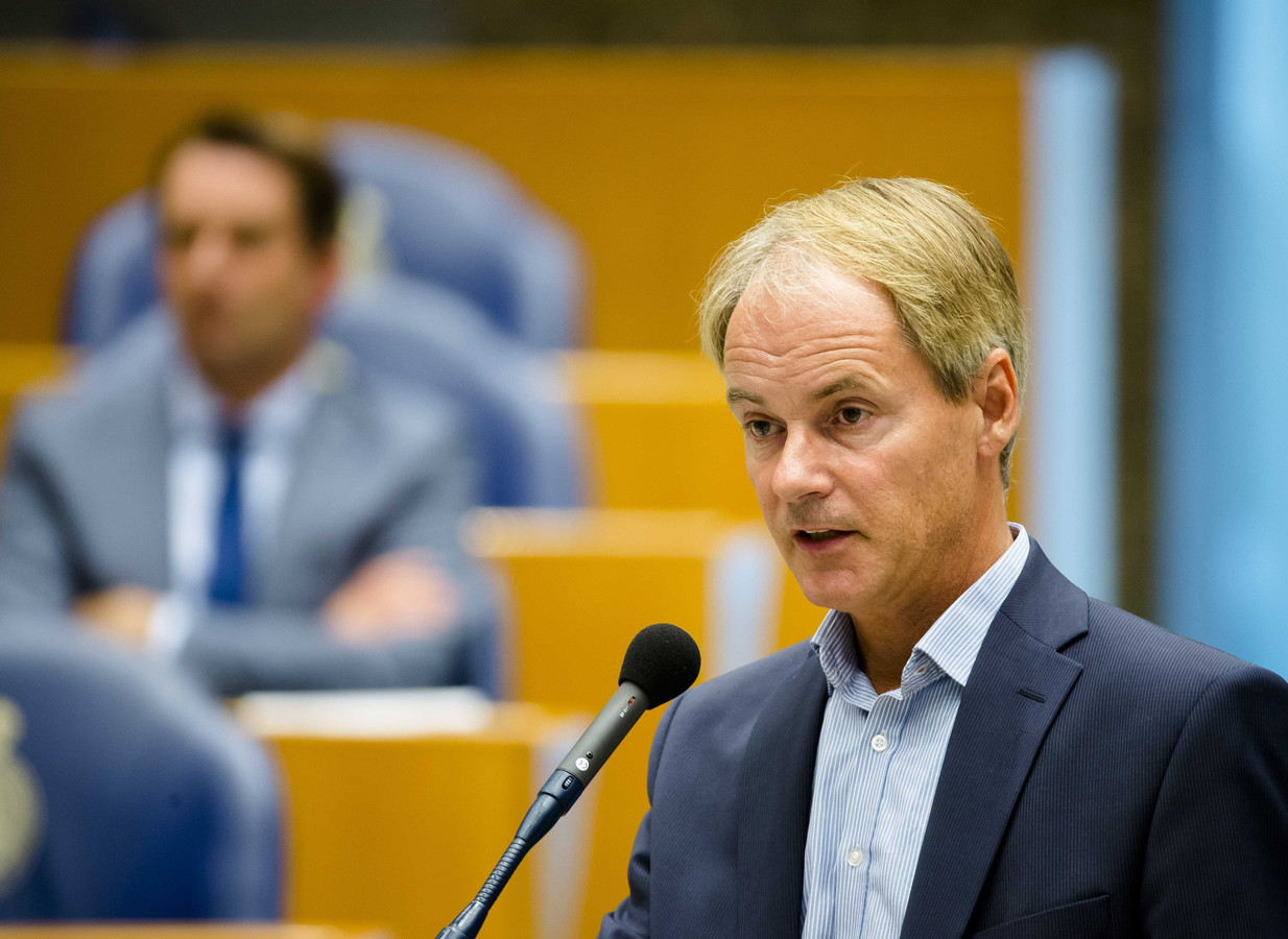 Harry van Bommel, tot afgelopen maart in de Tweede Kamer.