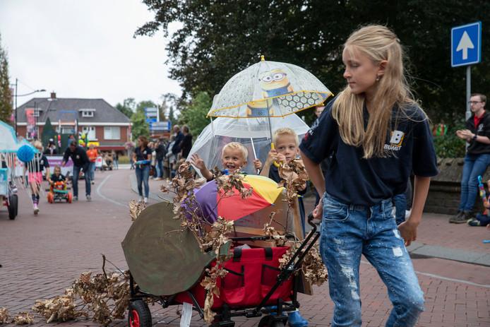 Kinderparade Brabantse Dag in Heeze.