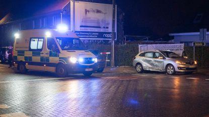 Twee gewonden bij crash op kruispunt Marktstraat