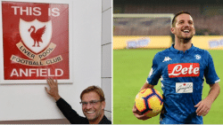 "Dries Mertens pookte spanning nog wat op richting kraker tussen Liverpool en Napoli met opvallende anekdote uit 2010: ""'Is dit het maar?', dacht ik"""