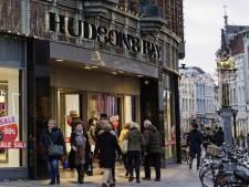Verhuurder maakt zich 'niet zoveel zorgen' over pand van Hudson's Bay in Den Bosch