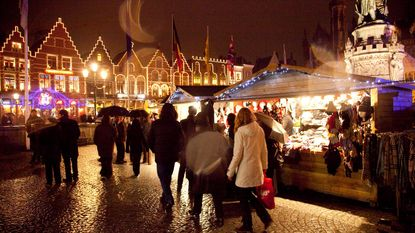 Kerstmarkt Brugge krijgt andere opstelling