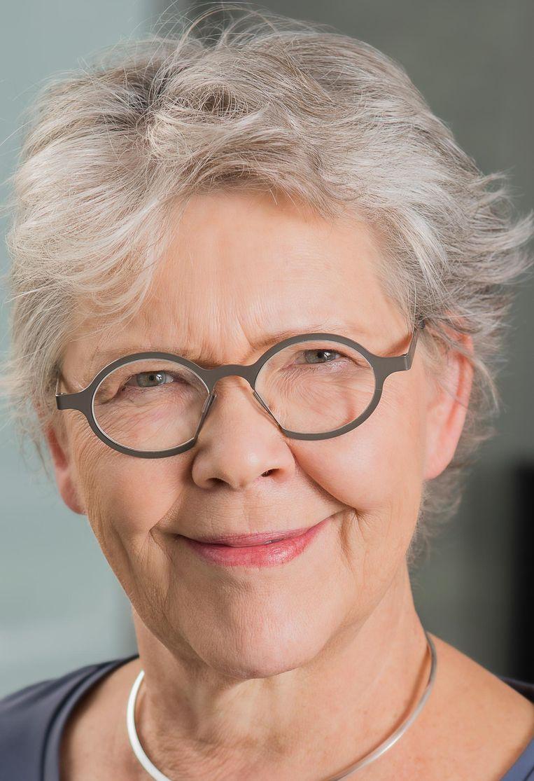 Trudy Dehue is emeritus hoogleraar Wetenschapstheorie en auteur van 'Betere mensen'. Beeld