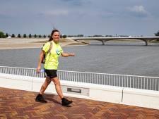 Nijmeegse Diana loopt Vierdaagse met zeldzame longziekte: 'In ziekenhuis staan ze er ook versteld van'