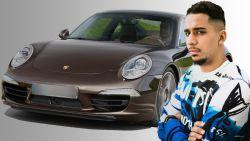 El Ghanassy voor de zestiende (!) keer veroordeeld: Porsche opnieuw verbeurd verklaard