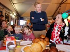 IJsmarkt Oosterhout komt uit de kosten: 'We hopen geld over te houden'