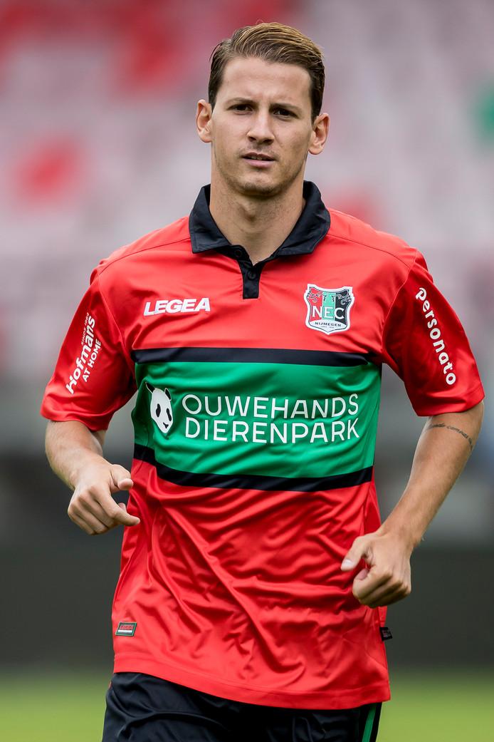 Joey Sleegers uit Helmond