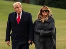 Melania Trump sort de son silence