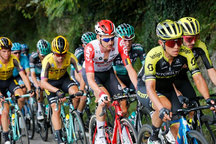 De Ronde van Lombardije wordt op 10 oktober de afsluiter van het wielerseizoen.
