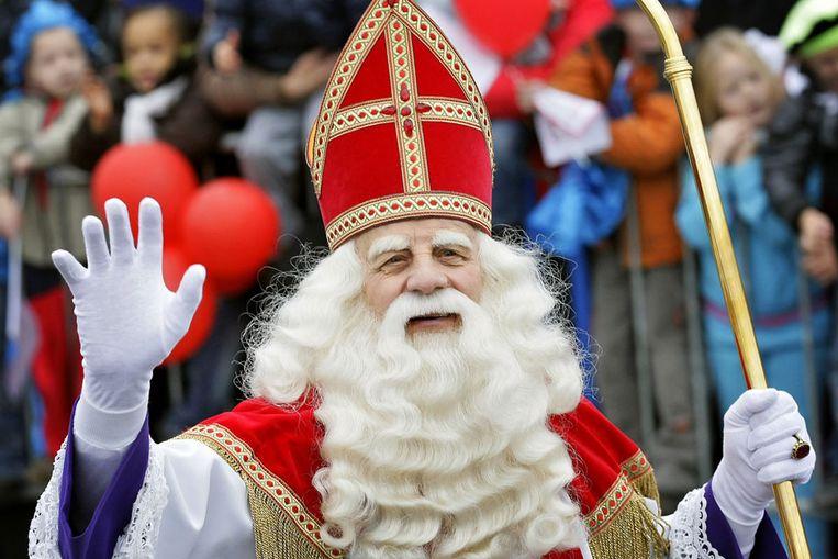 Sinterklaas (ANP) Beeld
