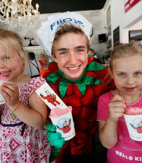 Nieuwe horecatent in Paleiskwartier: ijs- en koffiezaak Daisy's opent de deuren